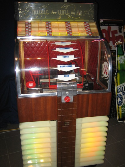 Jukebox Collections - Juke Box et Wall Box