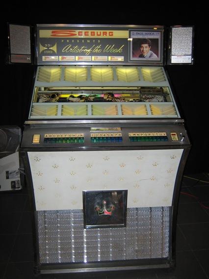 Jukebox Collections - Juke Box et Wall Box Seeburg