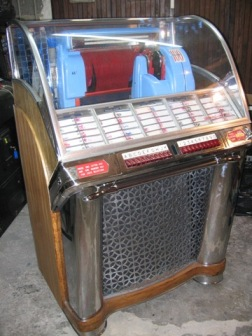 jukebox collections juke box et wall box seeburg. Black Bedroom Furniture Sets. Home Design Ideas