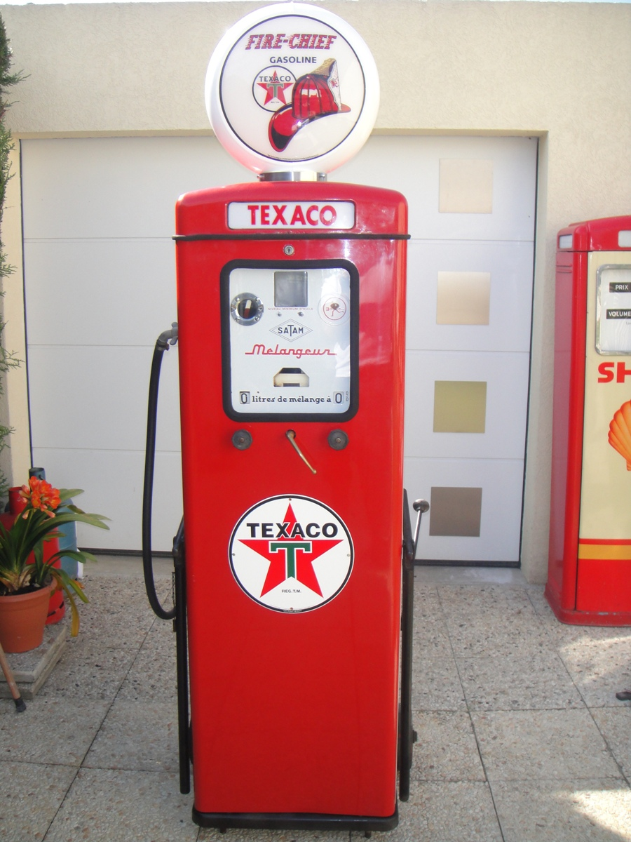 Satam TEXACO FIRE CHIEF