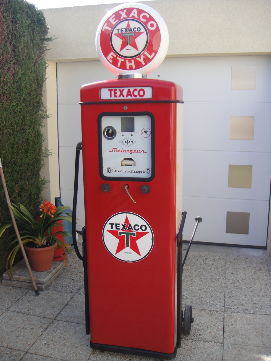 Satam TEXACO ETHYL